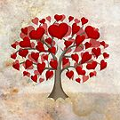 Heart Tree ♥ by Chris Baker