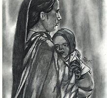 Mother care by Bobby Dar