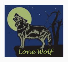 Lone Wolf by jhell2