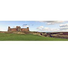 Tantallon Castle, North Berwick. Scotland Photographic Print