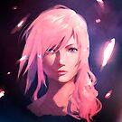 FFXIII - Lightning by Tom Skender