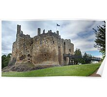 The 13th-century Keep, Dirleton Castle, Scotland Poster