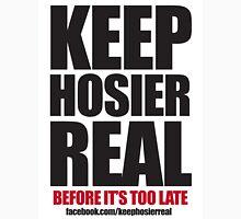 Keep Hosier Real - fb Unisex T-Shirt