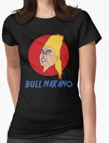 Bull Nakano Womens Fitted T-Shirt