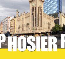 Keep Hosier Real - Hotel Forum Sticker