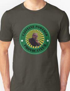 Caffeine Powered Provocateur T-Shirt