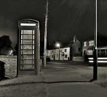 The Village Telephone by Alan Organ