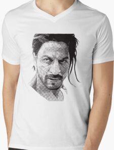 Shah Mens V-Neck T-Shirt