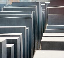 stone cubes by photoeverywhere