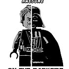 Lego - Everything is Awesome on the Darkside by djprice