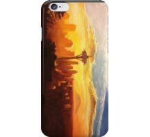 Seattle Sunrise iPhone Case/Skin