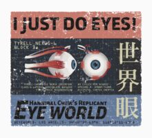 I Just Do Eyes! Kids Clothes