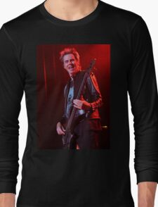 Duran Duran Band John Taylor Long Sleeve T-Shirt
