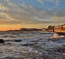 Porthcawl by Paula J James