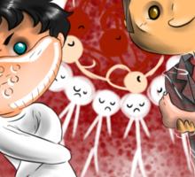 Hannibal - Second Season Sticker
