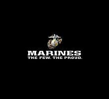 Marines Phone Case by Thatonekid47