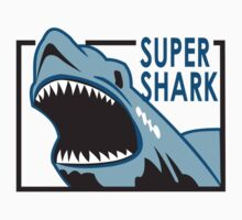 Chris Stein – Super Shark by redbubblelove