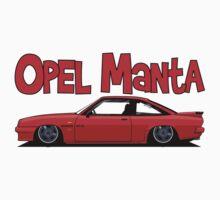 Opel Manta GTE Baby Tee