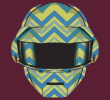 Daft Punk Thomas Bangalter  by morales138