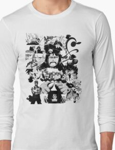 The Strawhats Long Sleeve T-Shirt