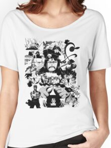 The Strawhats Women's Relaxed Fit T-Shirt