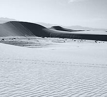 White Sands National Park III by Roger Passman