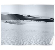 White Sands National Park III Poster