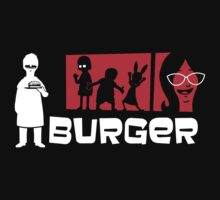 Burger by Baznet