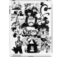 The Strawhats iPad Case/Skin