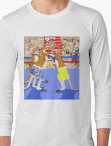 The Boxers Long Sleeve T-Shirt