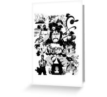 The Strawhats Greeting Card