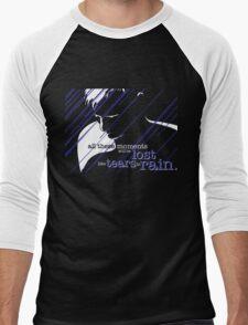 Tears in Rain Men's Baseball ¾ T-Shirt