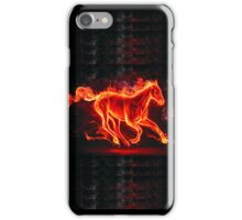 buring desire iPhone Case/Skin