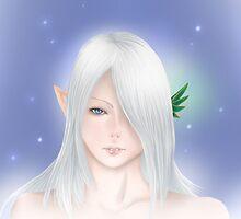 Gentle Elf by NoirNeko