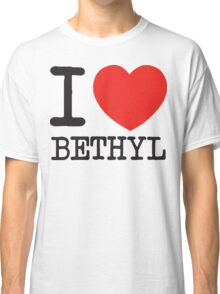 I Heart Bethyl Classic T-Shirt