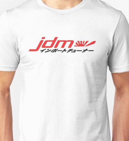 JDM Fanatic Unisex T-Shirt