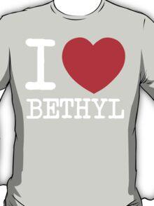 I Heart Bethyl v2 T-Shirt