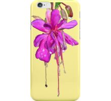 Wet Flower iPhone Case/Skin