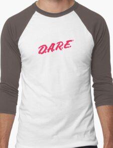 D.A.R.E t-shirt Men's Baseball ¾ T-Shirt