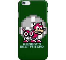 A Robot's Best Friend iPhone Case/Skin