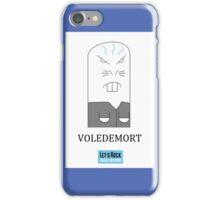 Voledemort iPhone Case/Skin
