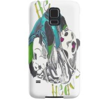 Pandas keep it playful Samsung Galaxy Case/Skin
