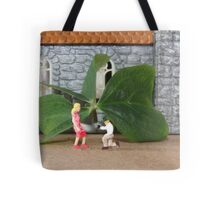 Paddy gives Liz a cubic zirconia engagement ring….the ultimate sham rock! Tote Bag