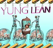 yung lean by voidmatrix