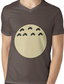 My Totoro belly Mens V-Neck T-Shirt