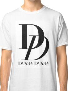 Duran Duran Band Logo Classic T-Shirt