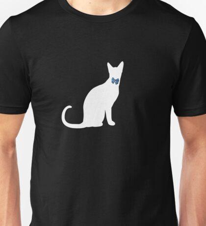 cool cat in a tux Unisex T-Shirt