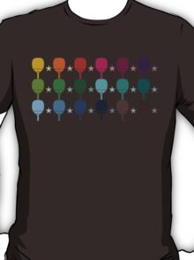 Ping Pong Table Tennis T-Shirt