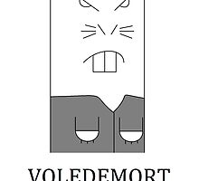 Voledemort Card by letsrock
