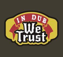 VW dub t shirt by lowgrader